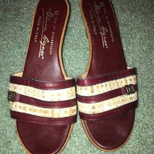 Etienne aigner designer heels